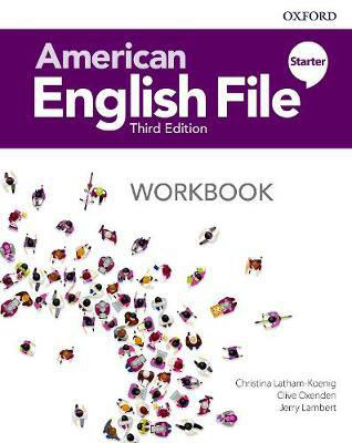 American English File Starter - Third Edition WB