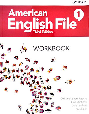 American English File 1 - Third Edition WB