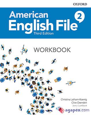 American English File 2 - Third Edition WB