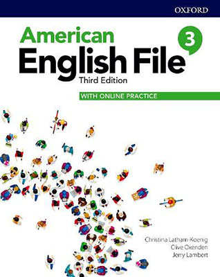 American English File 3 - Third Edition +CD