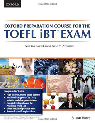 Oxford Preparation Course for the Tofel ibt Exam