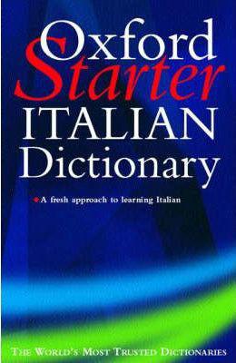 Oxford Starter Italian Dictionary