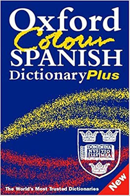 Colour Oxford Spanish Dictionary