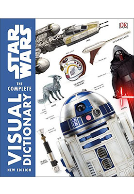 STAR WARS COMPELETE  VISUAL DICTIONARY NEW EDITION