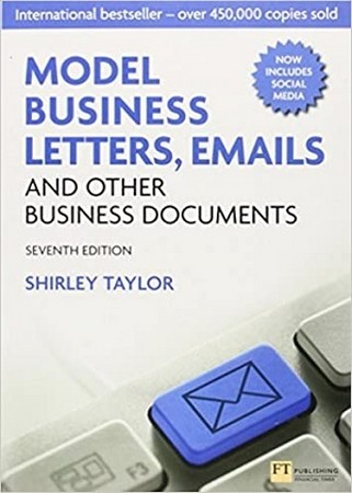 MODEL BUSINESS LETTERS EMAIL 7TH