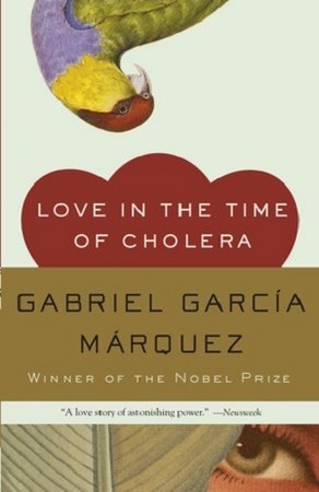 LOVE INTHE TIME OF CHOLERA