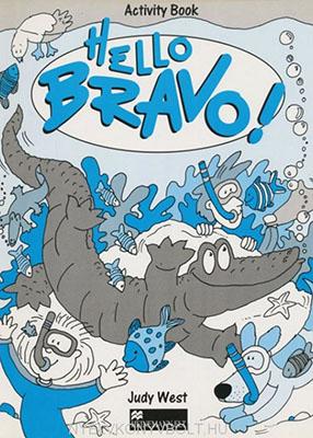 Hello Bravo Puplis Book Work Book