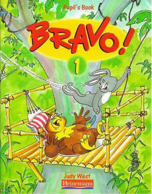 Bravo 1 Pupils Book به همراه سي دي رنگي