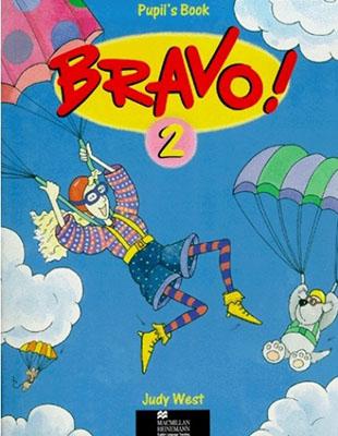 Bravo 2 Pupils Book به همراه سي دي رنگي