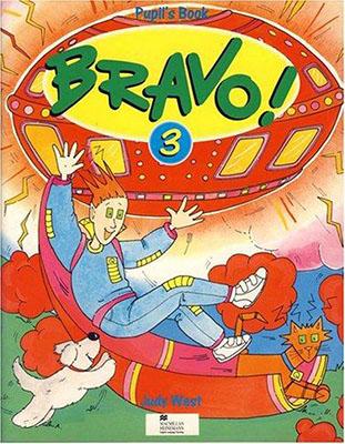 Bravo 3 Pupils Book به همراه سي دي رنگي