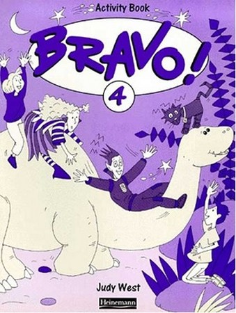 Bravo 4 Pupils Book Work Book