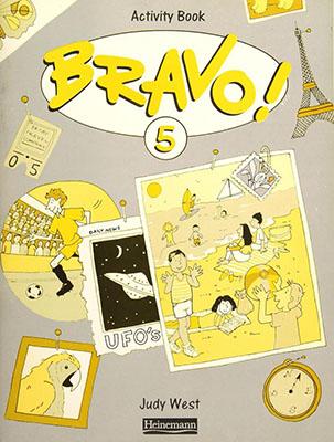 Bravo 5 Pupils Book Work Book
