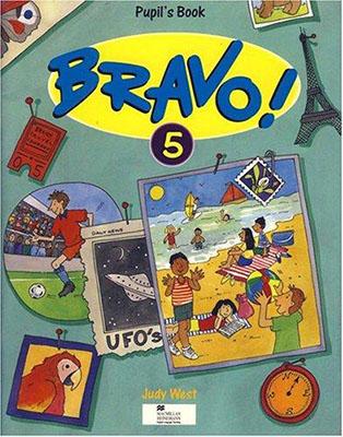 Bravo 5 Pupils Book به همراه سي دي رنگي