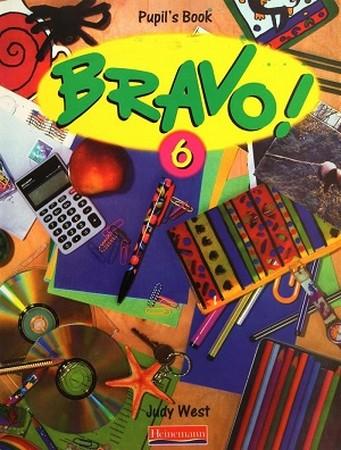 Bravo 6 Pupils Book به همراه سي دي رنگي