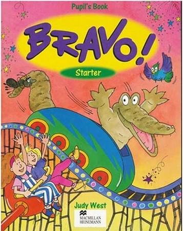 Starter Bravo Puplis Book به همراه سي دي رنگي