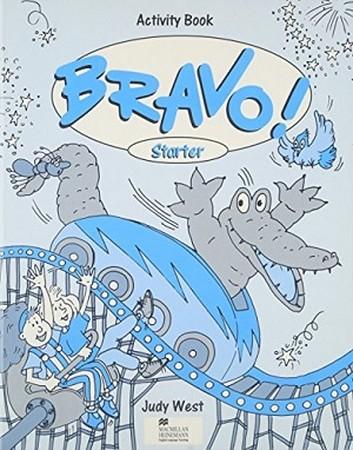 Bravo Starter Puplis Book Work Book