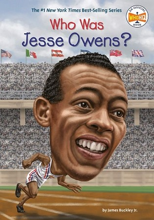 WHO WAS JESSE OWENS