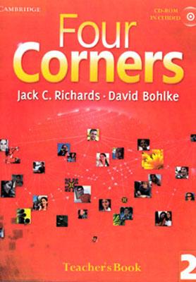 For Corners 2 تيچر همراه با سي دي