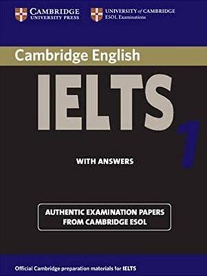 Cambridge English IELTS 1 همراه با سي دي