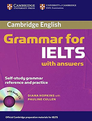 GRAMMAR FOR IELTS ANSWERS+CD