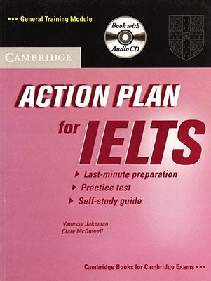 Action Plan For IELTS جنرال همراه با سي دي