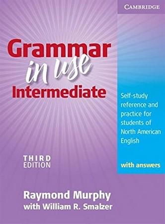 Grammar in use intermediate +cd 3rd