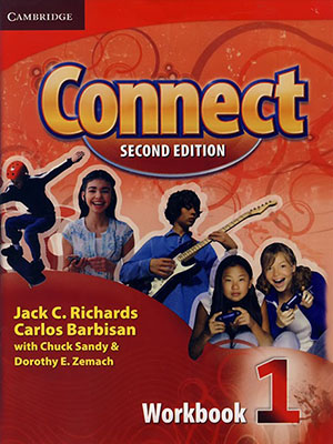 CONNECT 1 STUDENT 2ND +CD