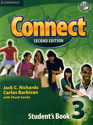 CONNECT 3 STUDENT 2ND +CD