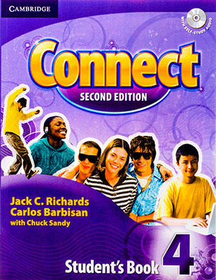 CONNECT 4 STUDENT 2ND +CD