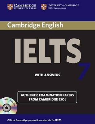 Cambridge  IELTS 7  همراه با سي دي