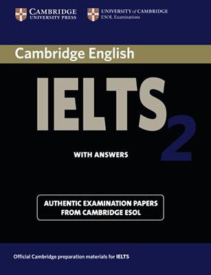 Cambridge English IELTS 2 همراه با سي دي