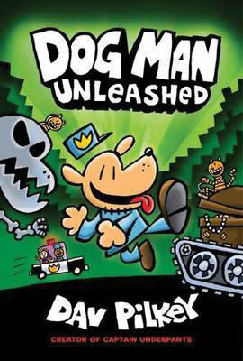 Dog Man :Unleashed