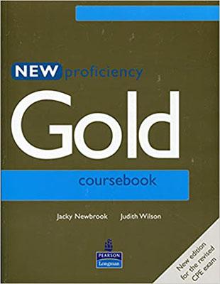 New proficiency Gold Course book ويرايش جديد