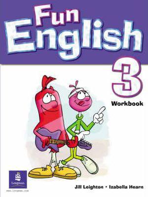 Fun English 3 Work Book