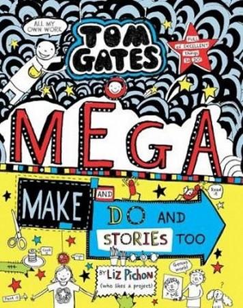 TOM GATES 16 / MEGA MAKE