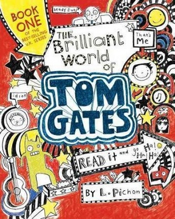 TOM GATES 1 / THE BRILLIANT WORLD