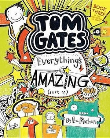 TOM GATES 3 / EVERYTHINGS AMAZING