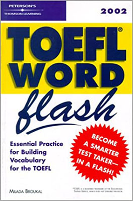 Toefl Word Flash Essential Practice