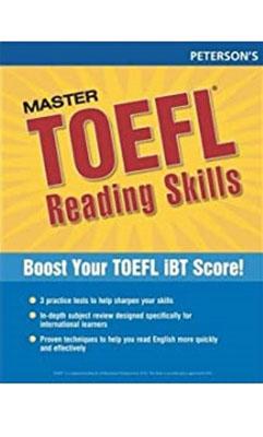 Master Toefl Reading Skills