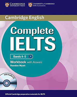 Complete IELTS Bands 4-5 B1   WorkBook