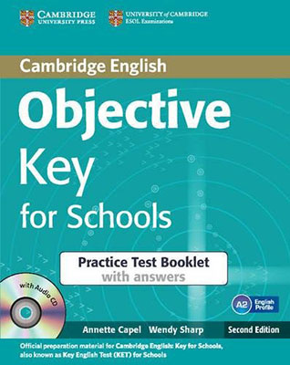 Cambridge English Objective Key for School Practice Test ويرايش دوم