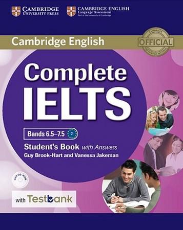 Complete IELTS Bands 6.5-7.5  C1 همراه با سي دي