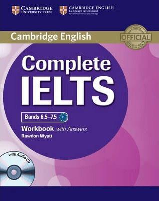 CAMBRIDGE COMPLETE IELTS C1 WORK (6.5-7.5