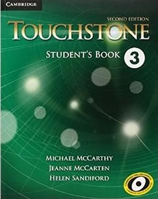 Touchstone 3 ويرايش دوم رنگي همراه با سي دي