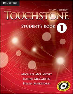 Touchstone 1 ويرايش دوم رنگي همراه با سي دي