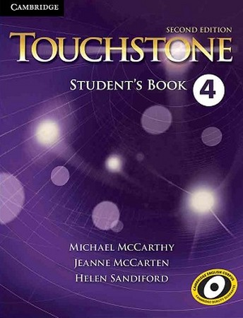 Touchstone 4 ويرايش دوم رنگي همراه با سي دي گلاسه