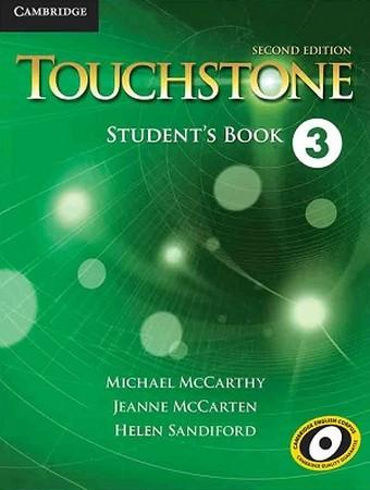 Touchstone 3 ويرايش دوم Teacher همراه با سي دي