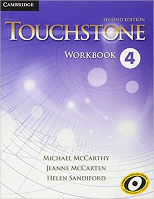 Touchstone 4 ويرايش دوم Workbook