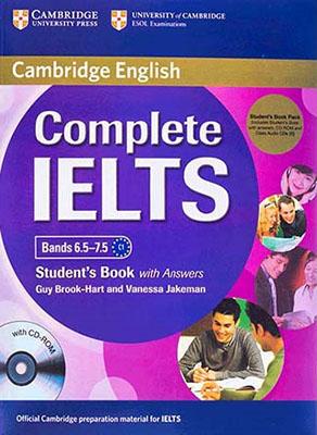 CAMBRIDGE COMPLETE IELTS C1 ST (6.5-7.5)