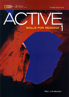 ACTIVE SKILL FOR READING 1 3th +CD